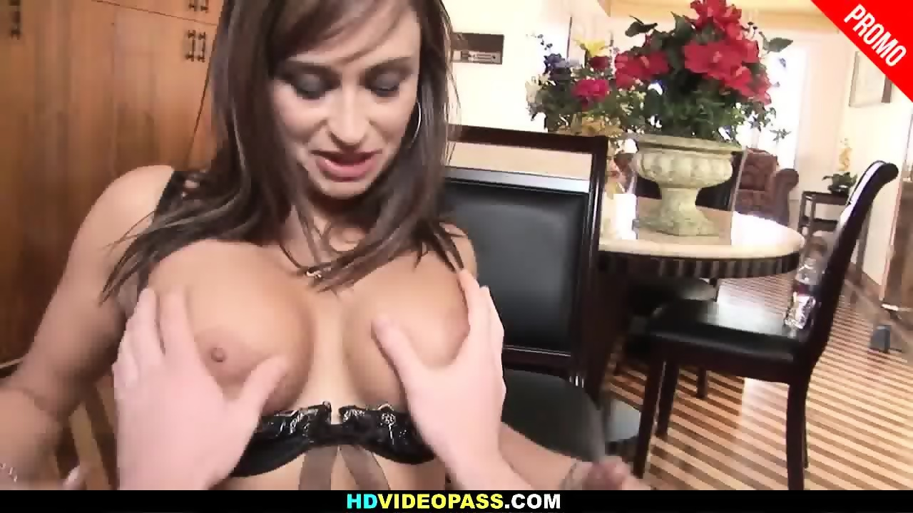 Milf gives hubby hot blowjob