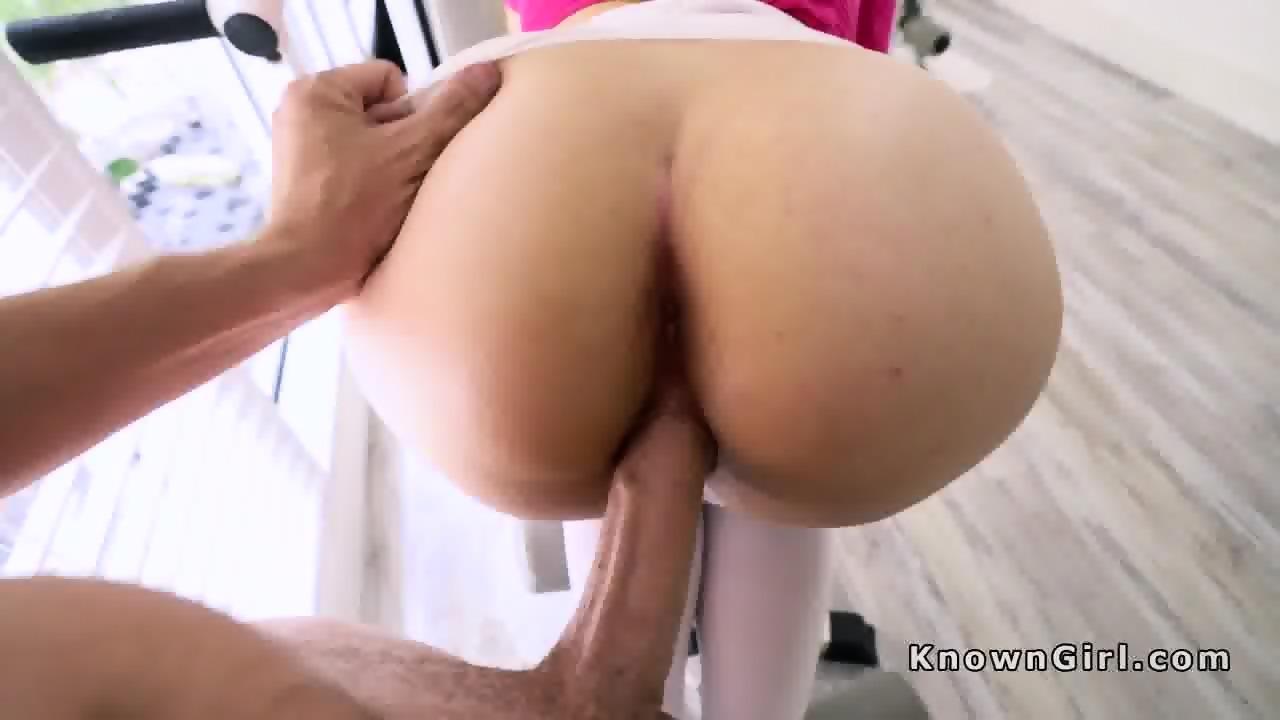 big ass busty amateur bangs big dick