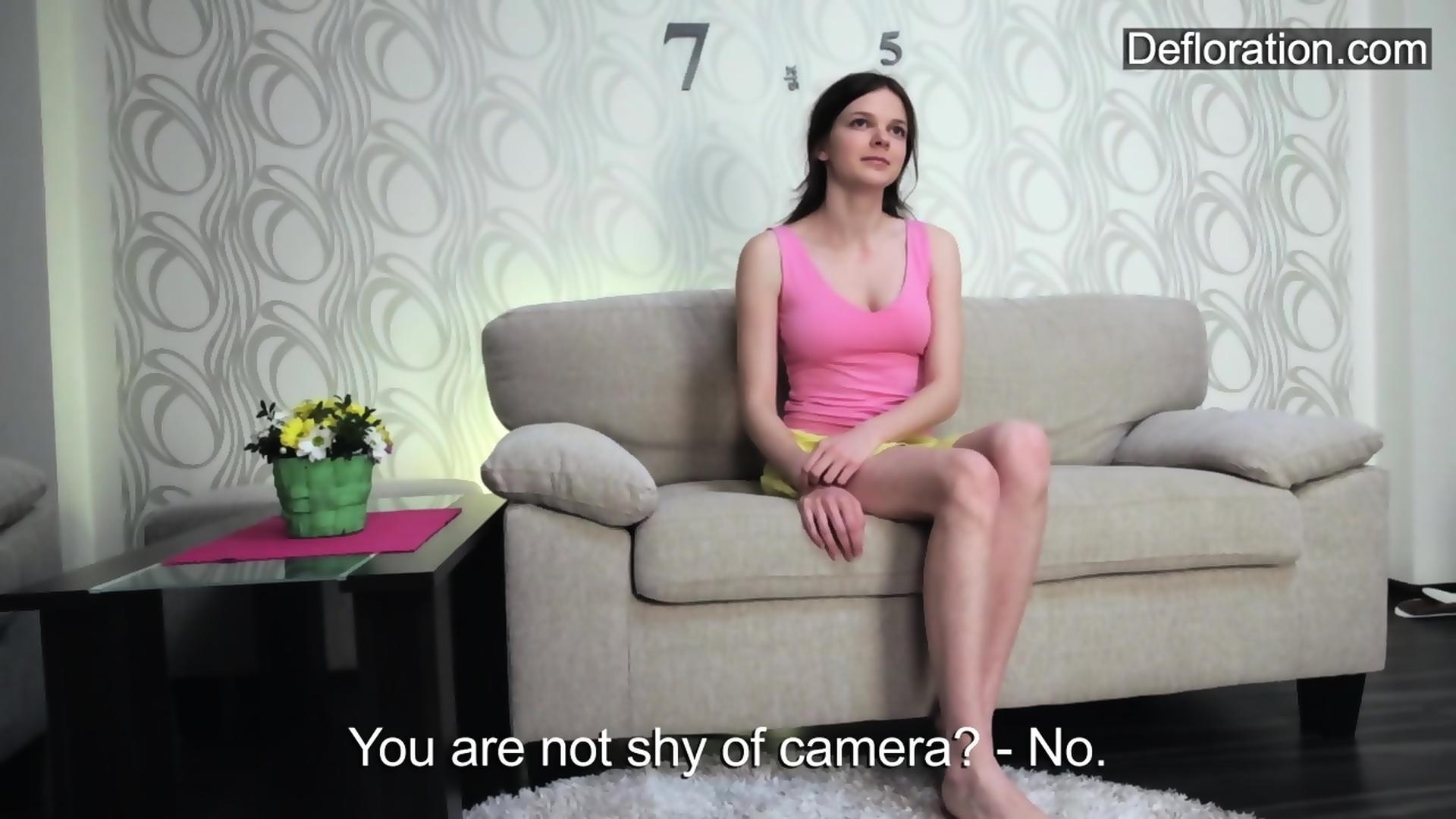 Aurore confirms virginity via casting 6
