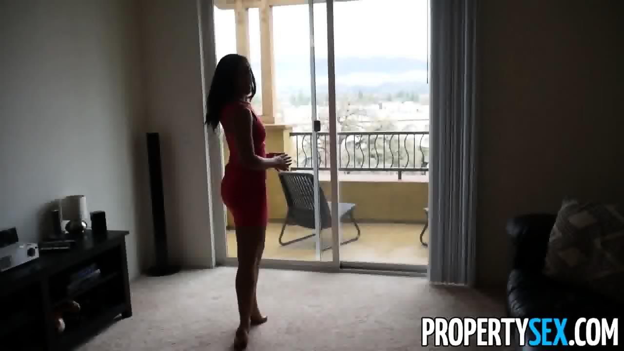 Propertysex ruthless real estate agent fucks big dick - 2 part 5