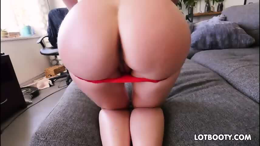Fat ass white milf