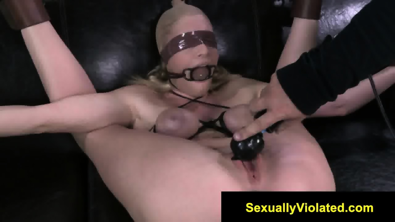 Violent forced orgasm apologise, but