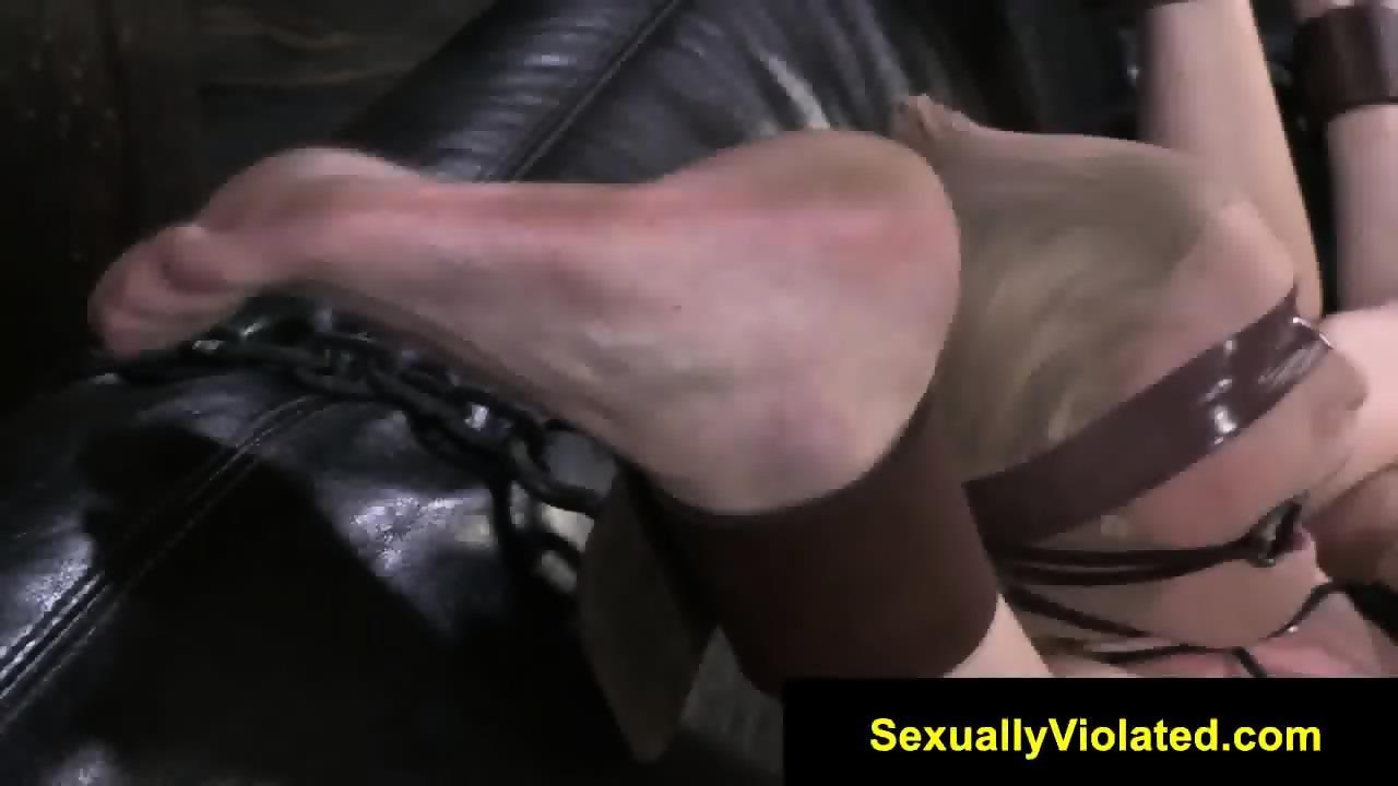 Allie James Squiting Brutal Orgasms Rough Sex Scene 4