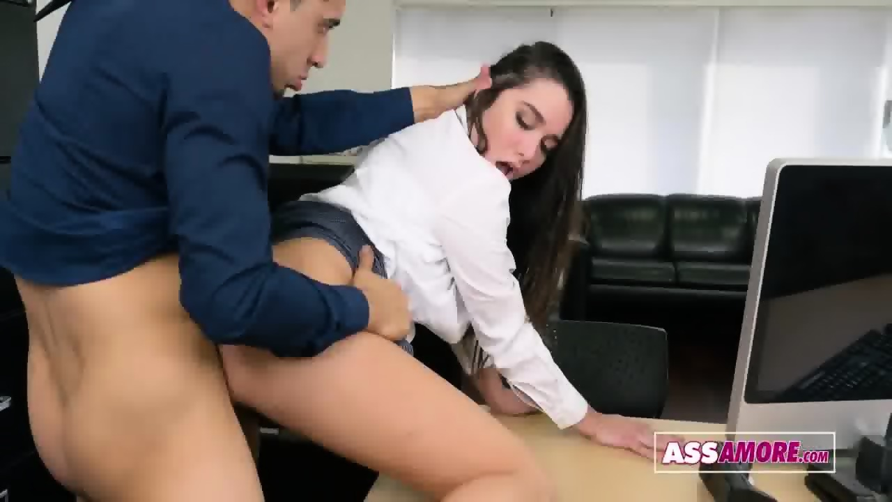 Karlee Grey Office Sex Scene 2