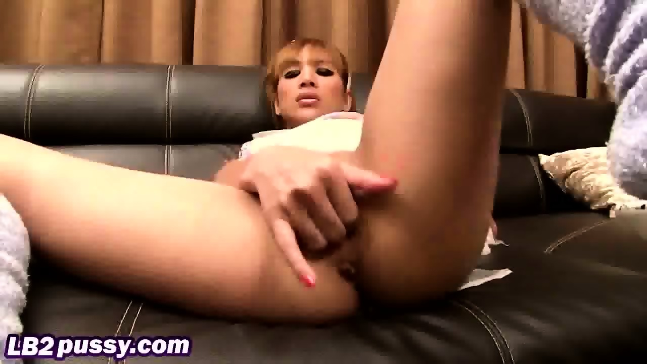 Female masturbation scream