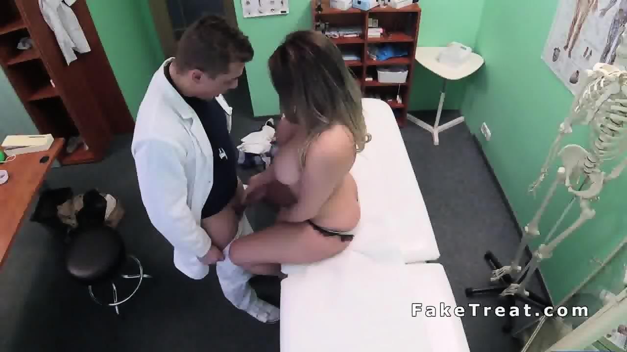 Doctor Fucks Patient Ass