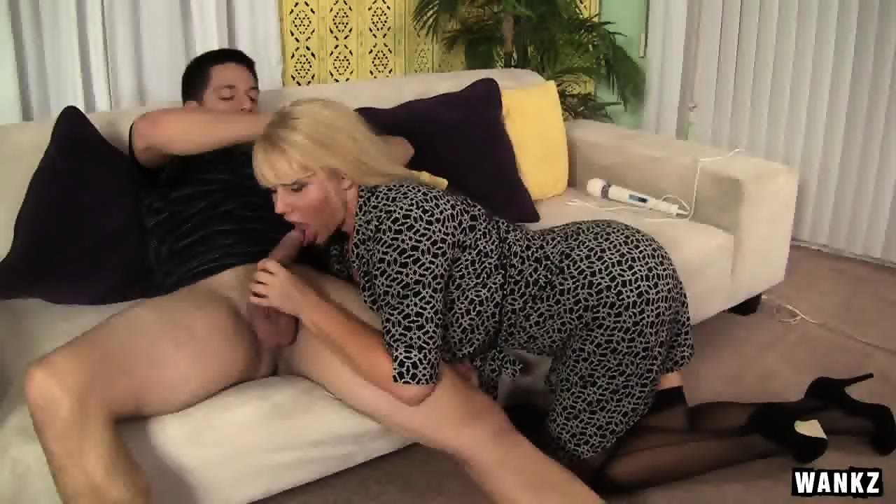 Glamour oral sex porn
