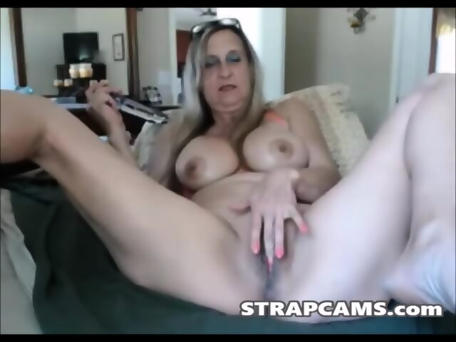 Horny granny webcam
