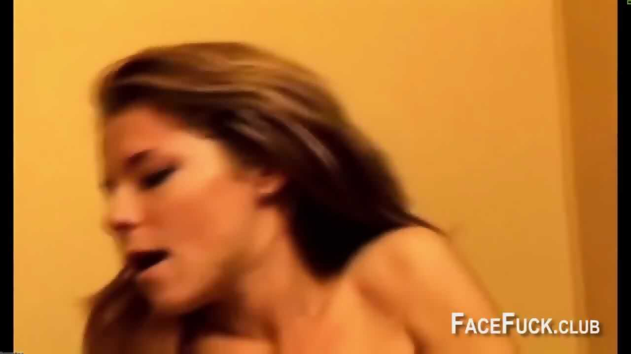 Deep throat creampie compilation