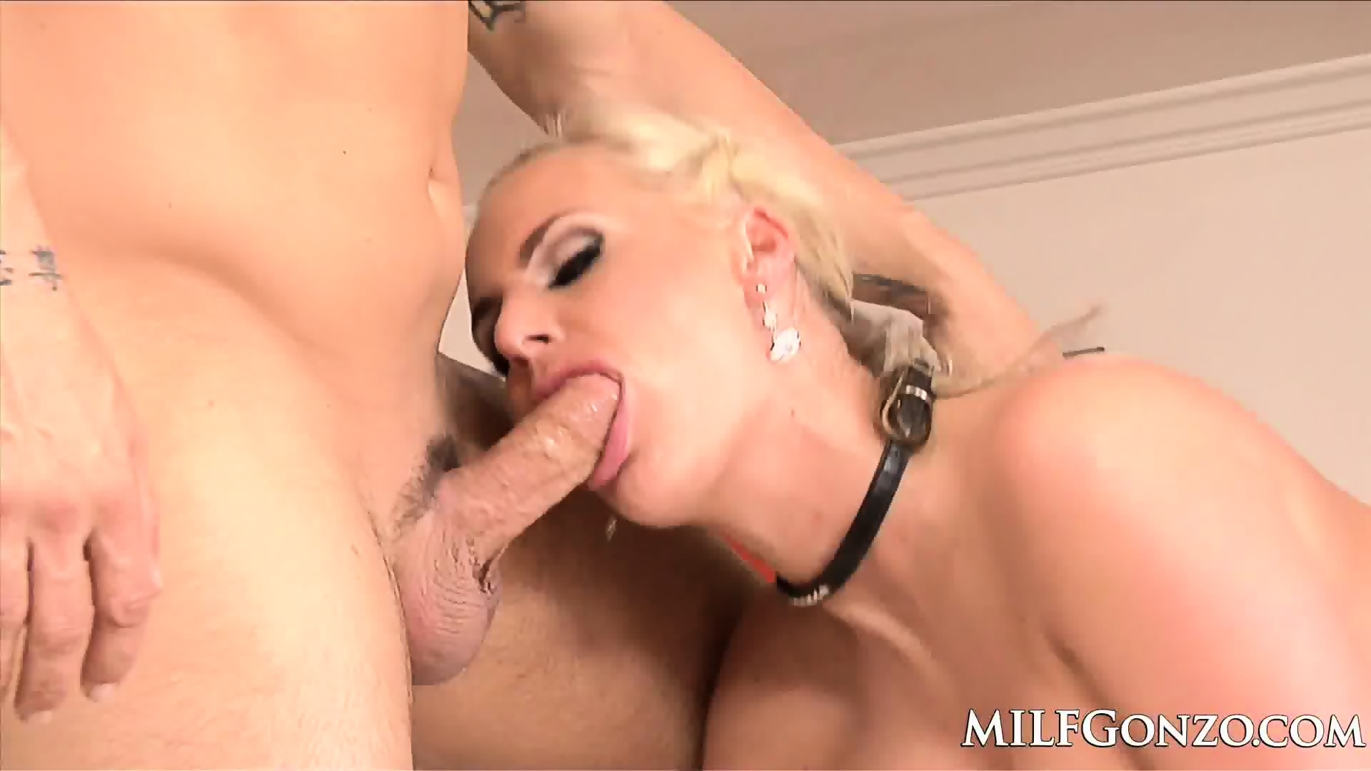 Teengonzo tattooed babes strip lick and fuck each other 6