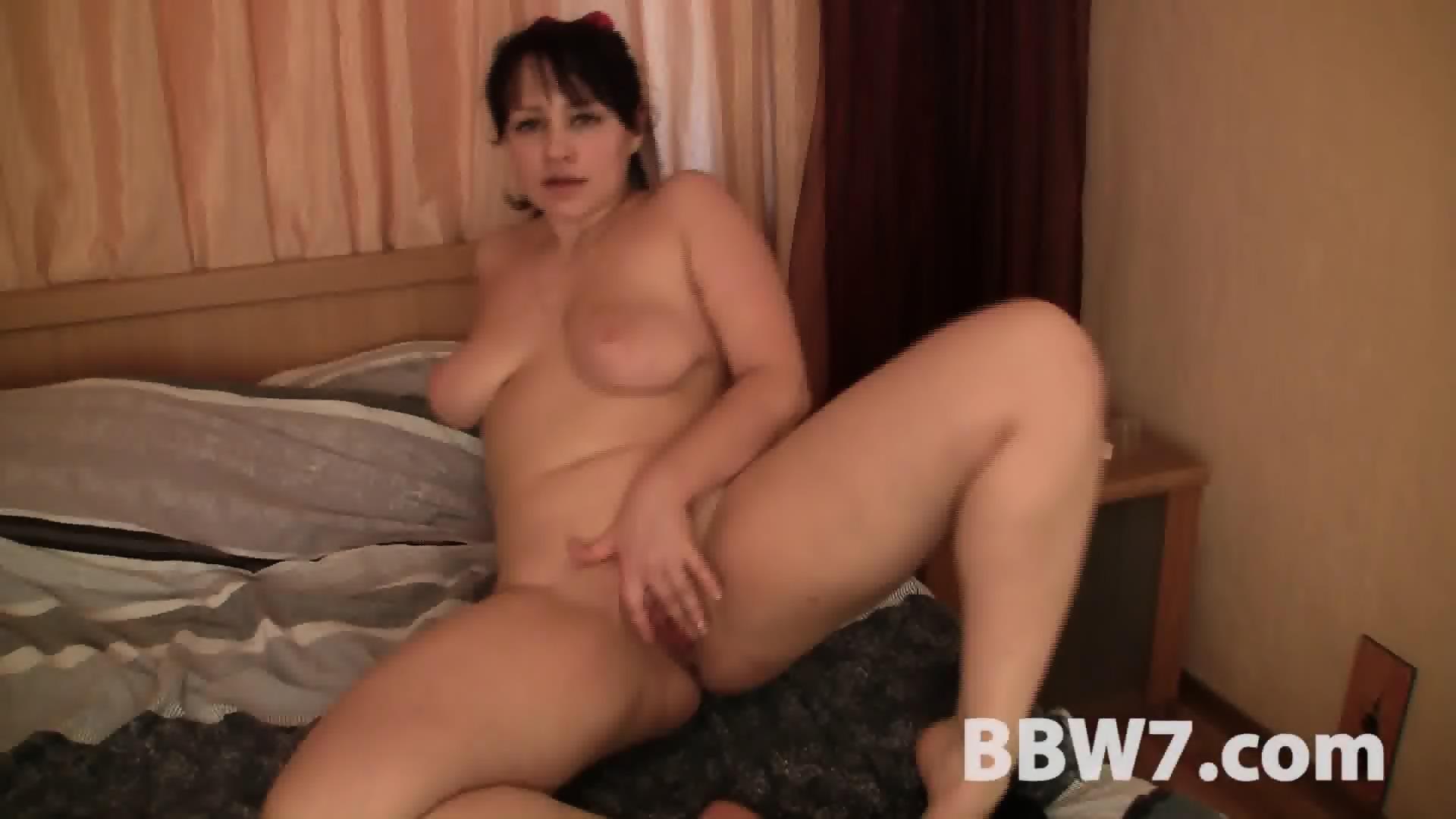 20yo chubby babe masturbating and creaming 8