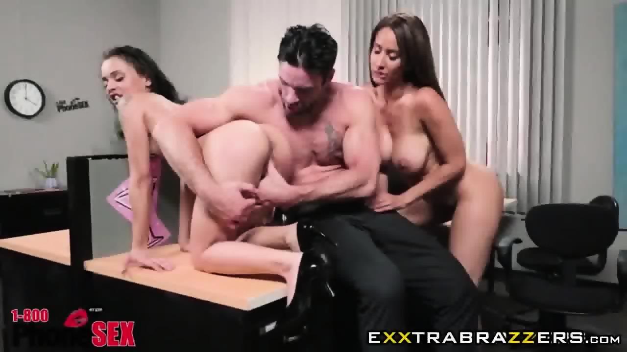 Amia Miley Holly Hendrix Isis Love Porn three horny coworkers amia miley holly hendrix and isis love