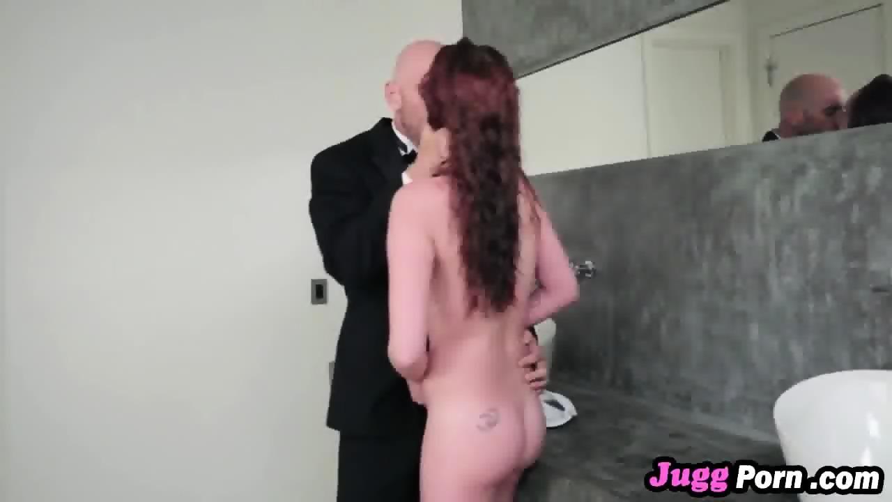 Sexy nude geek women