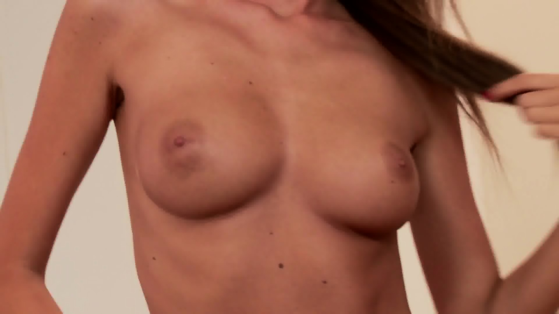 Blonde Perfect Natural Tits