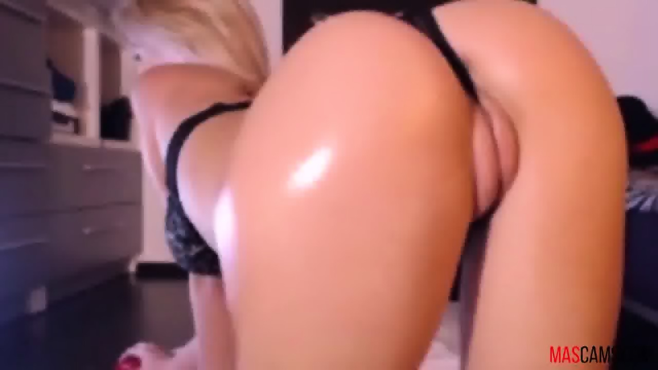 Perfect Blonde Pussy Solo