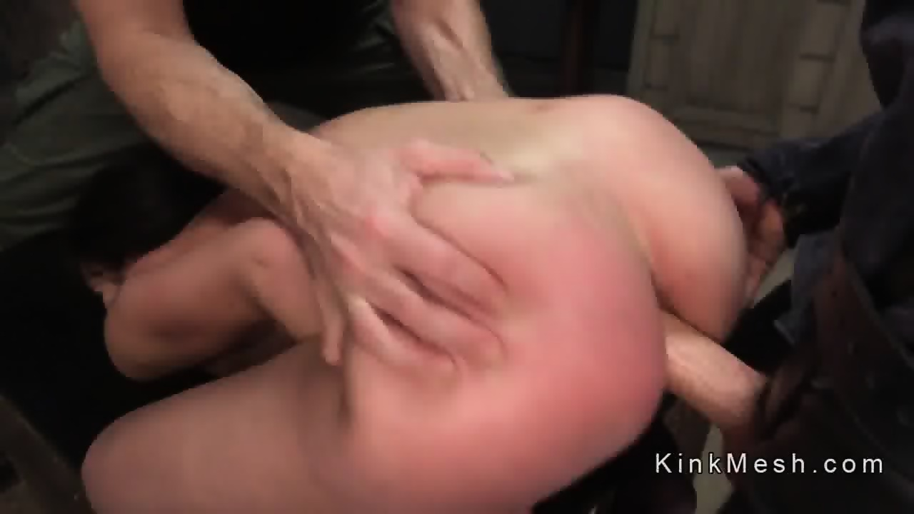 Deep throat and anal