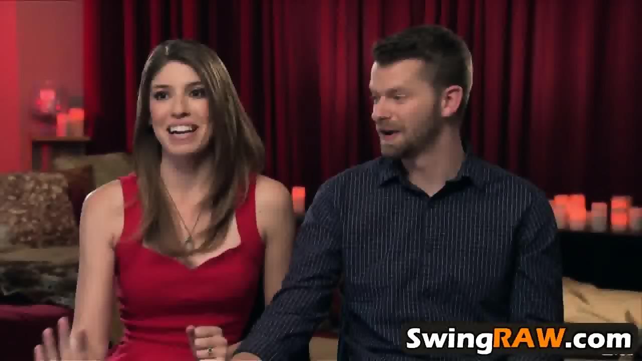 Cheating wife gets gangbanged