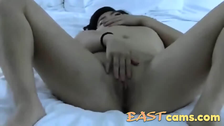 asian self pleasuring