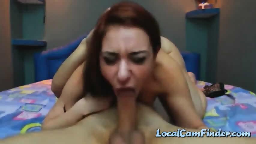 Girls sucking massive cock