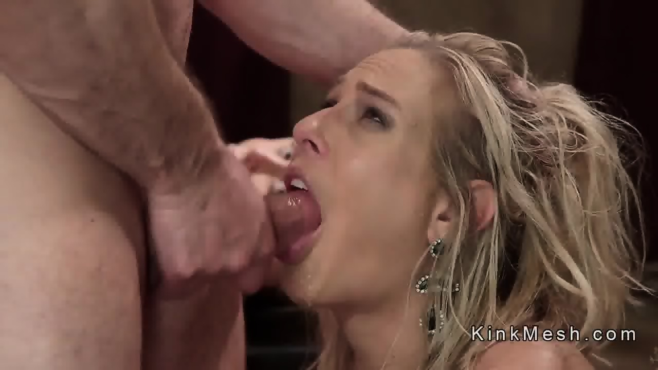blonde boobs natural video