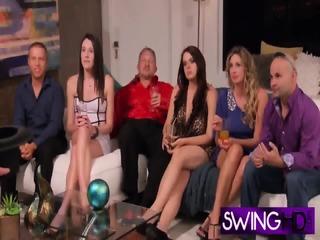 Kinky swinger videos squirters
