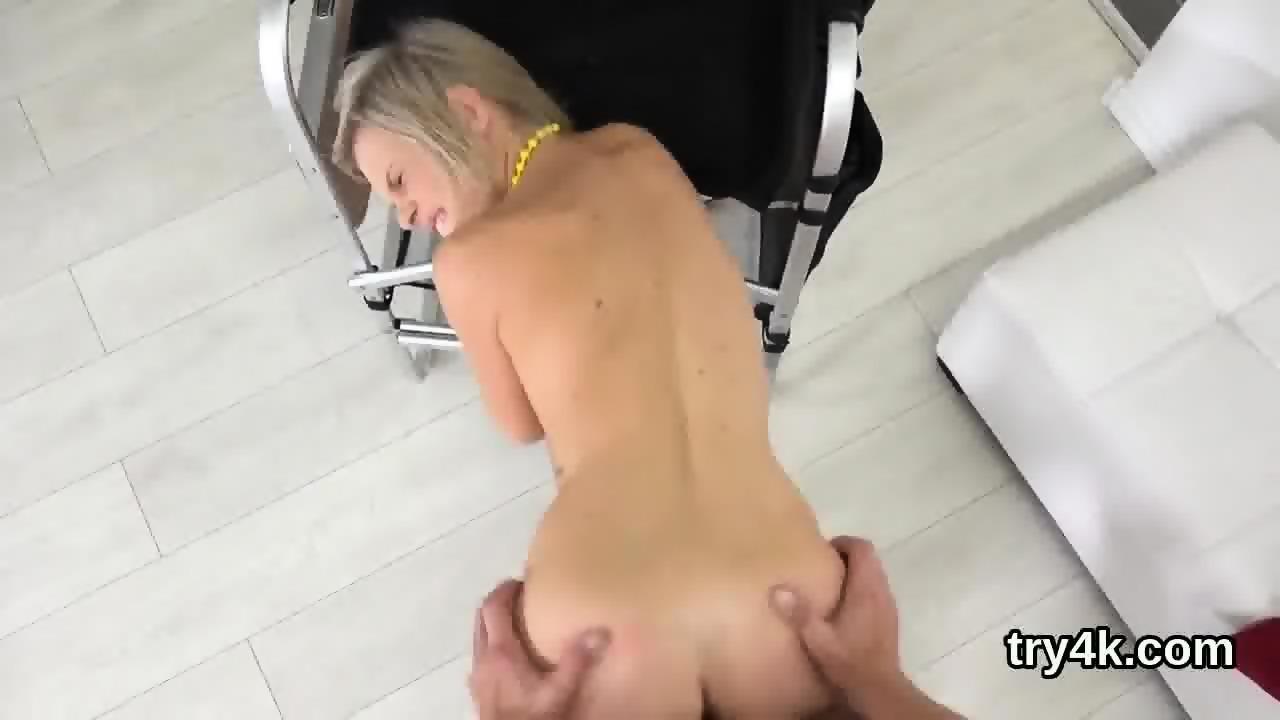 Girl Sucks Soft Cock