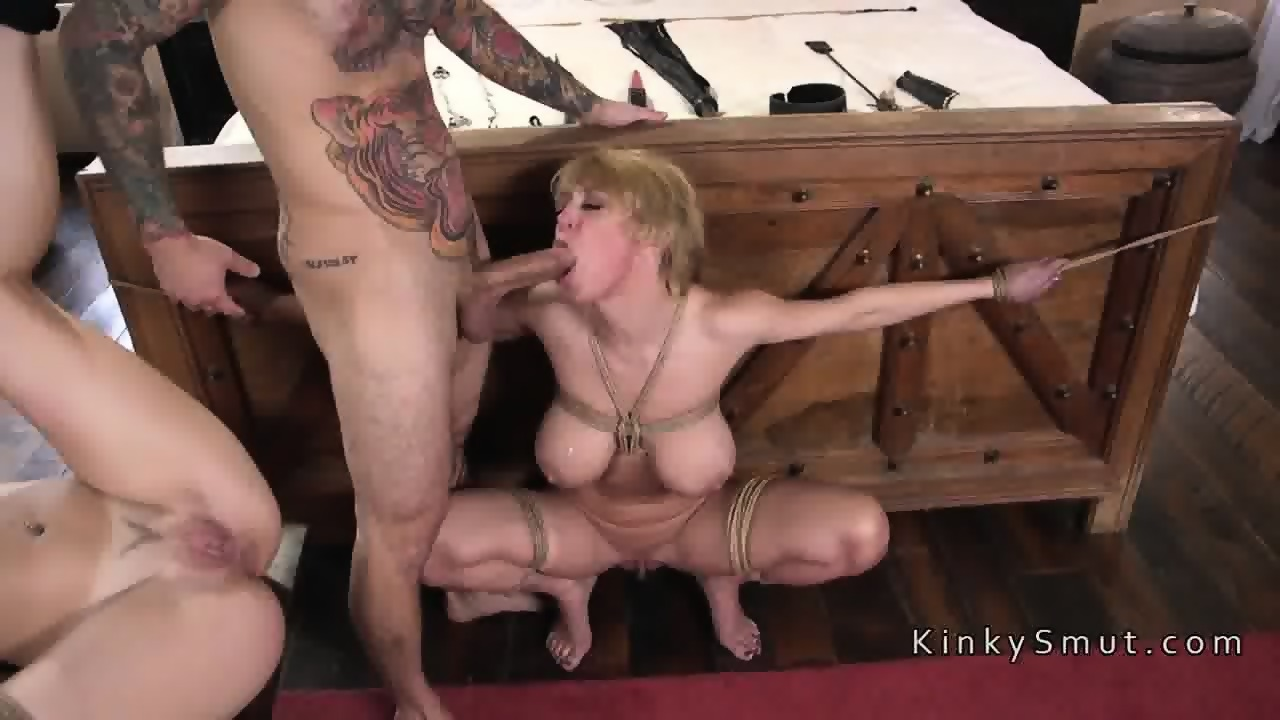 Remarkable, very Mom tied up fucked