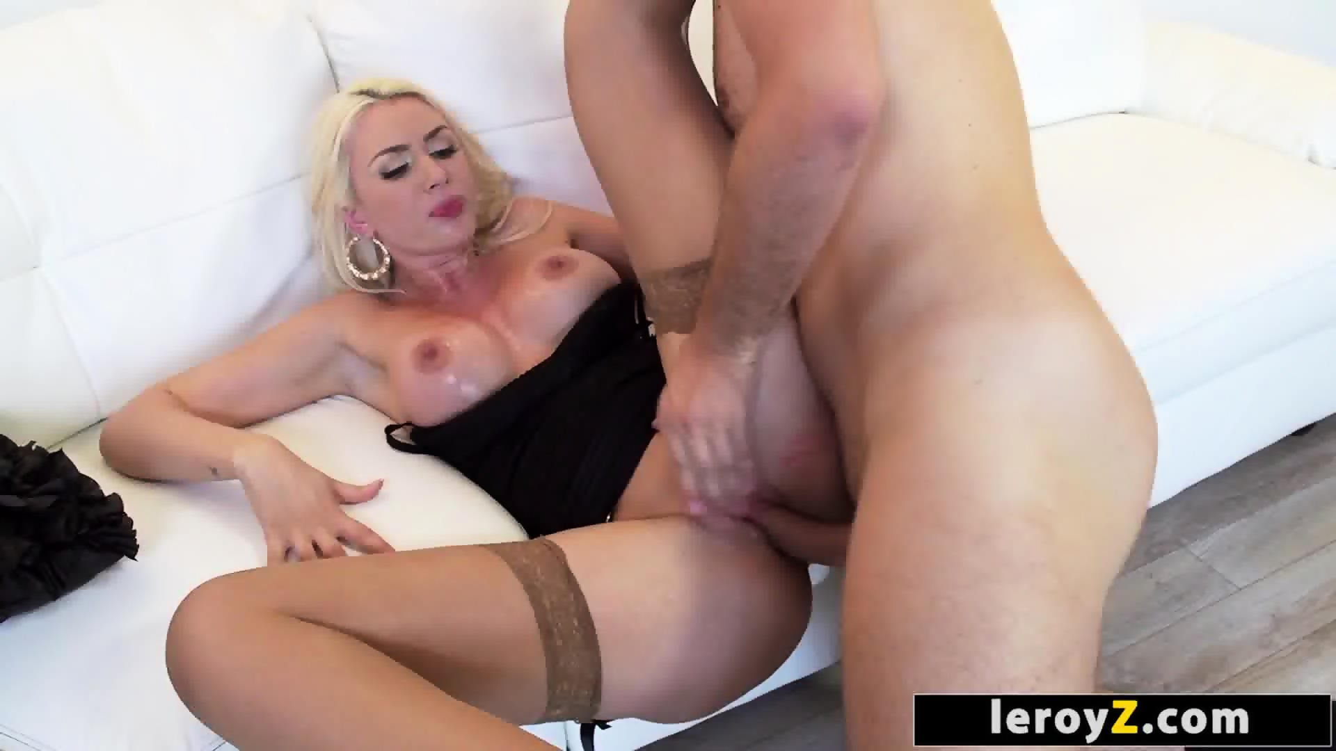 Cum in her mouth sex scene
