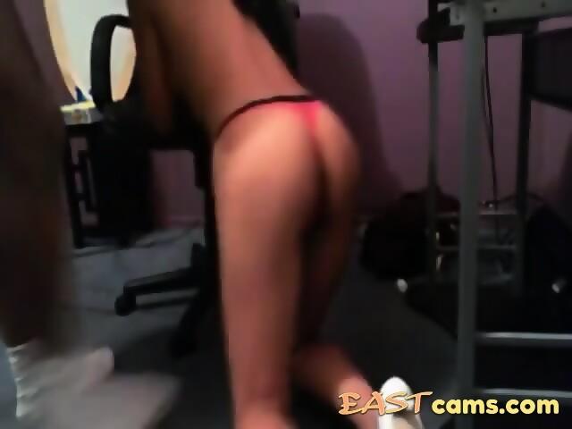 Asian Creamy Pussy Dildo