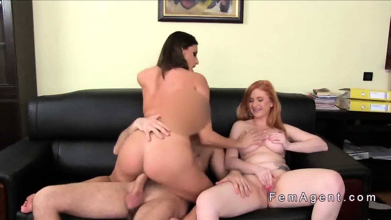 Female agent anal