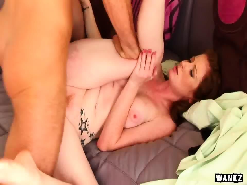 Wankz little cunt enjoys hard cock 7