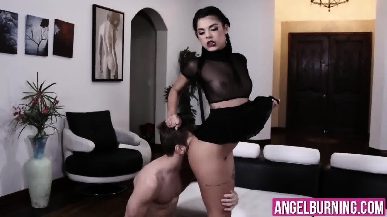 Sexy emo bitch