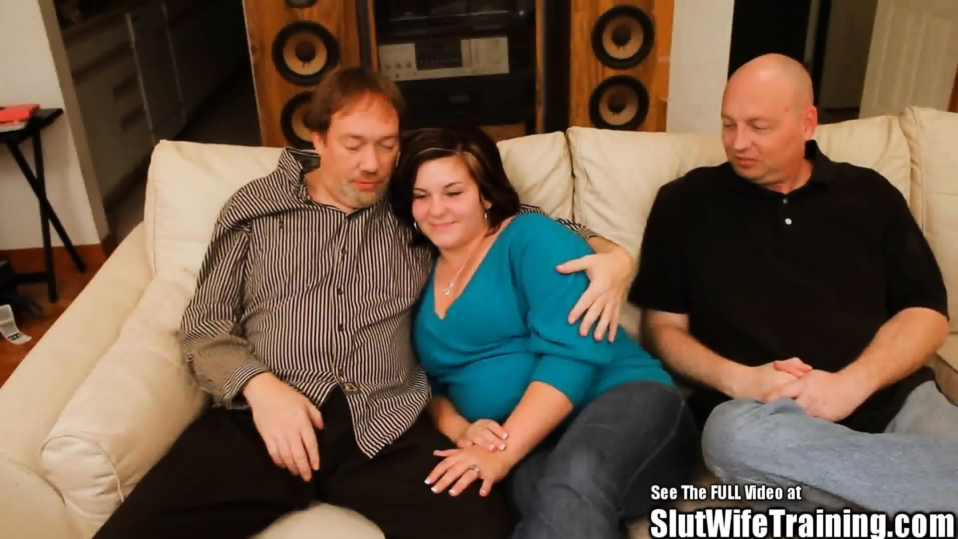 Brunette Wife Riding Bbc