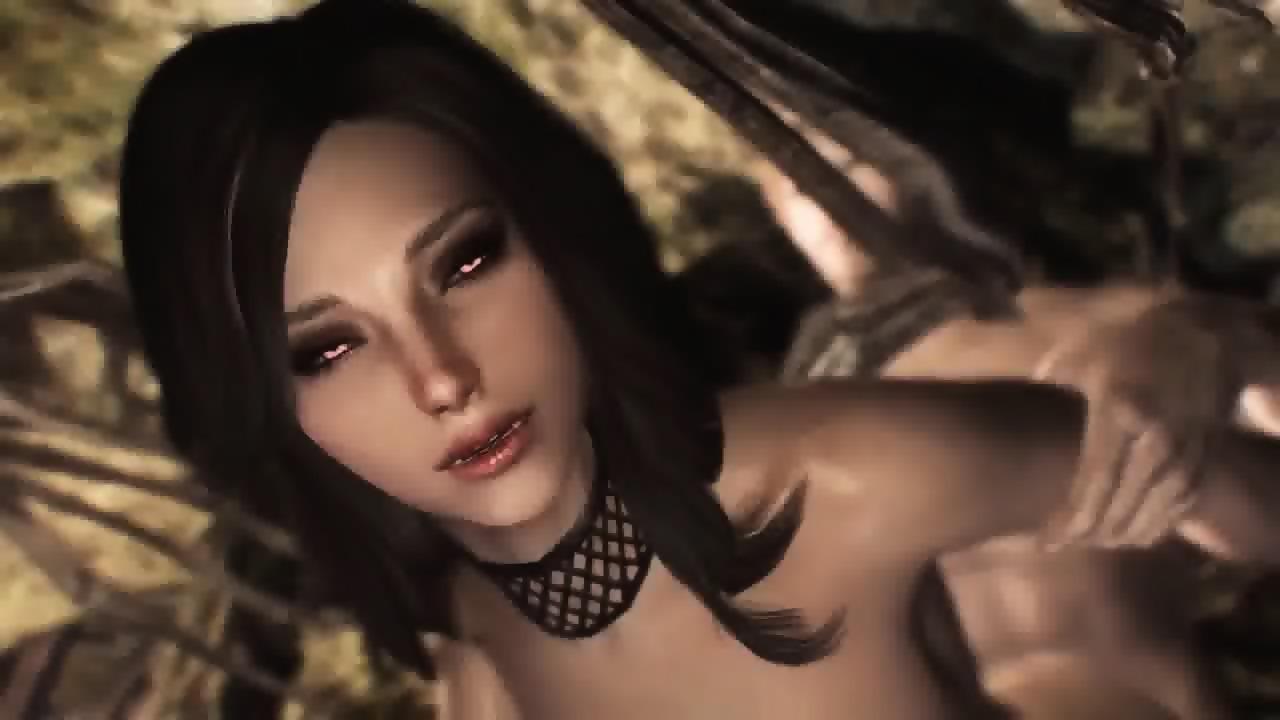 lesbische vampier Porn Movie Claudia zwarte sex
