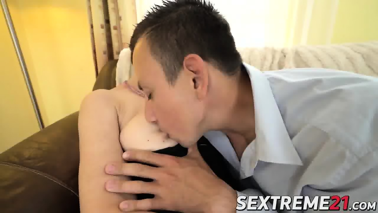 lusty granny donatella loves riding a horny dudes hard cock - eporner