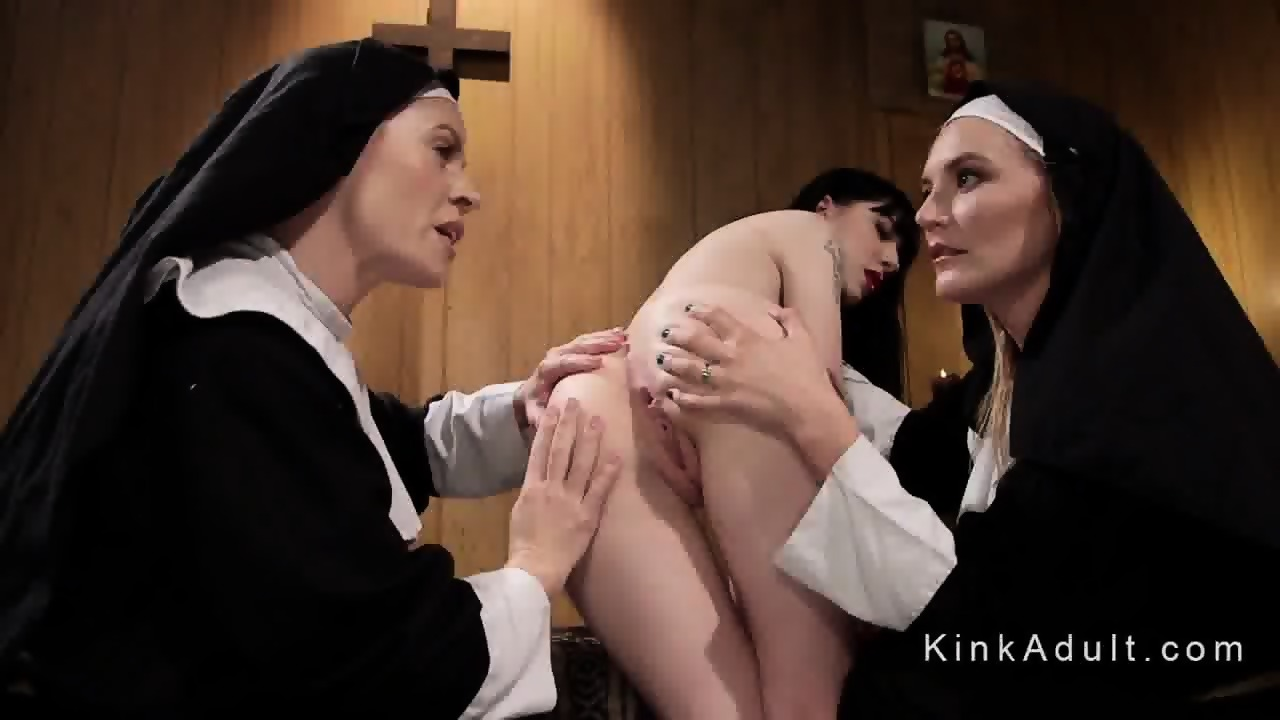 Nuns anal pics