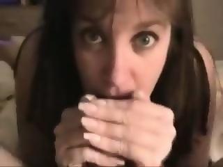 my sucking My dick mom