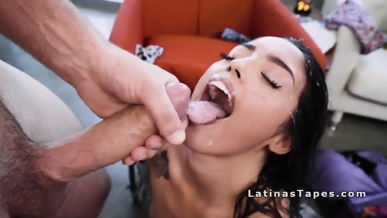 Latina Ebony Share Dick