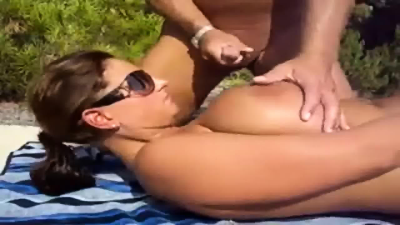 Beach fuck video nude