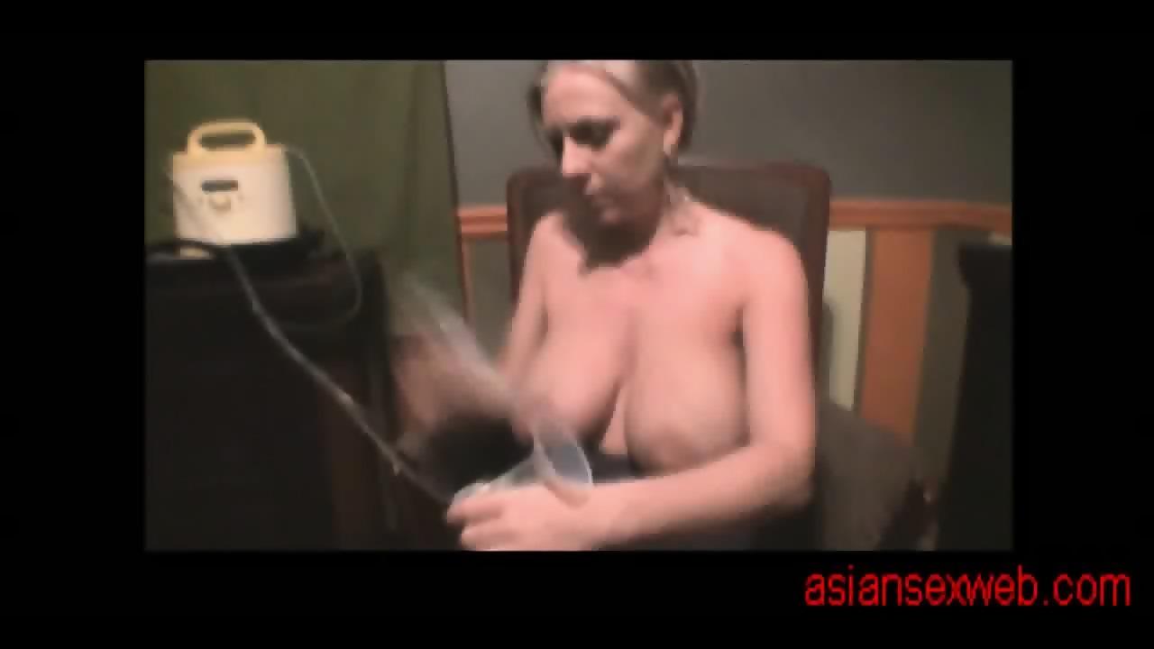 Animal Breastfeeding Porn milf breast milk pumping--watch more on asiansexweb