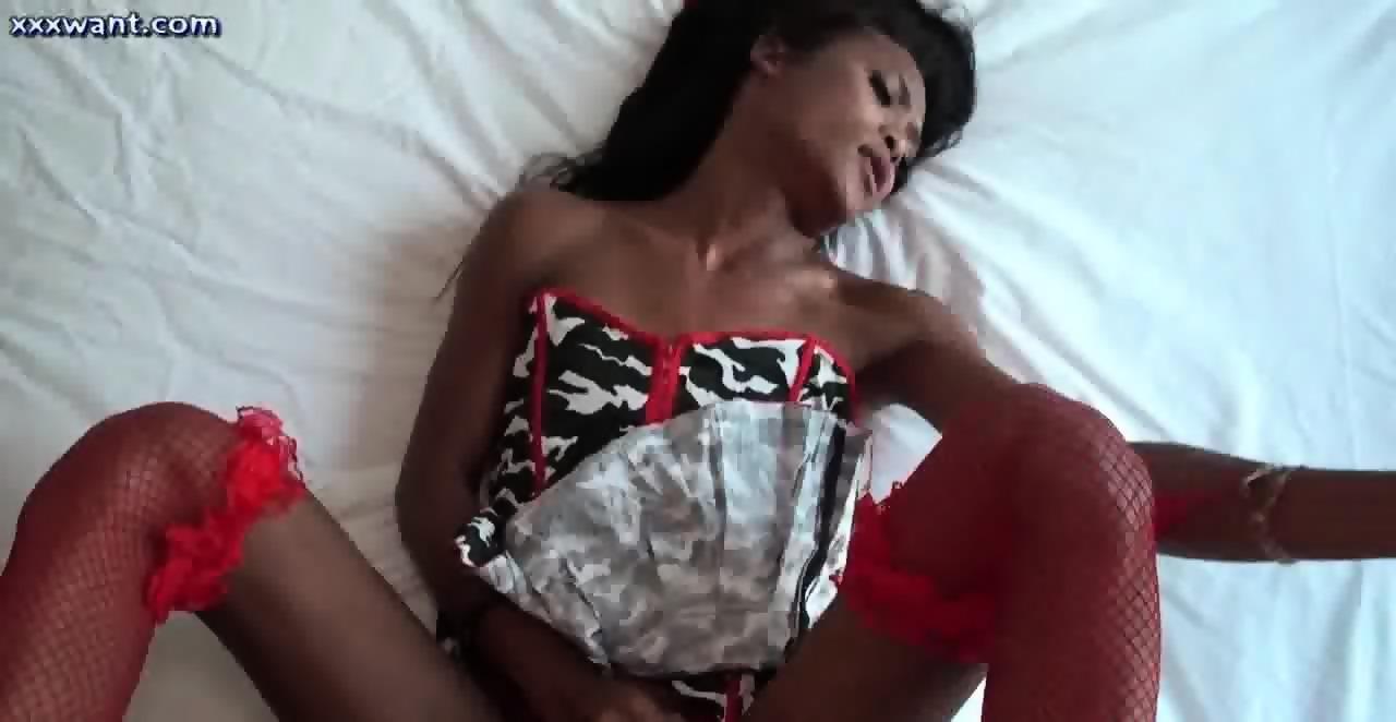 Fed asiatisk porno