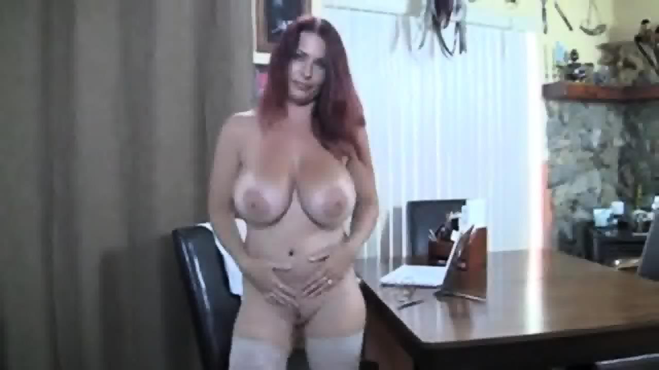 British Huge Tits Mature Redhead - Eporner-9883