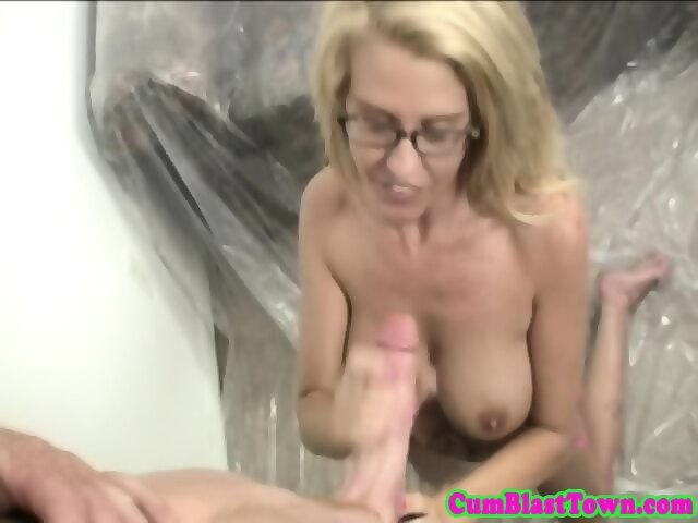 Pissing latex gay solo