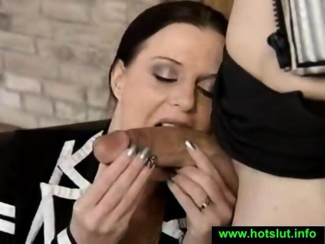 Big Ass Milf Creams Cock