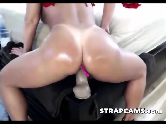 Big Booty Latina Dick Riding