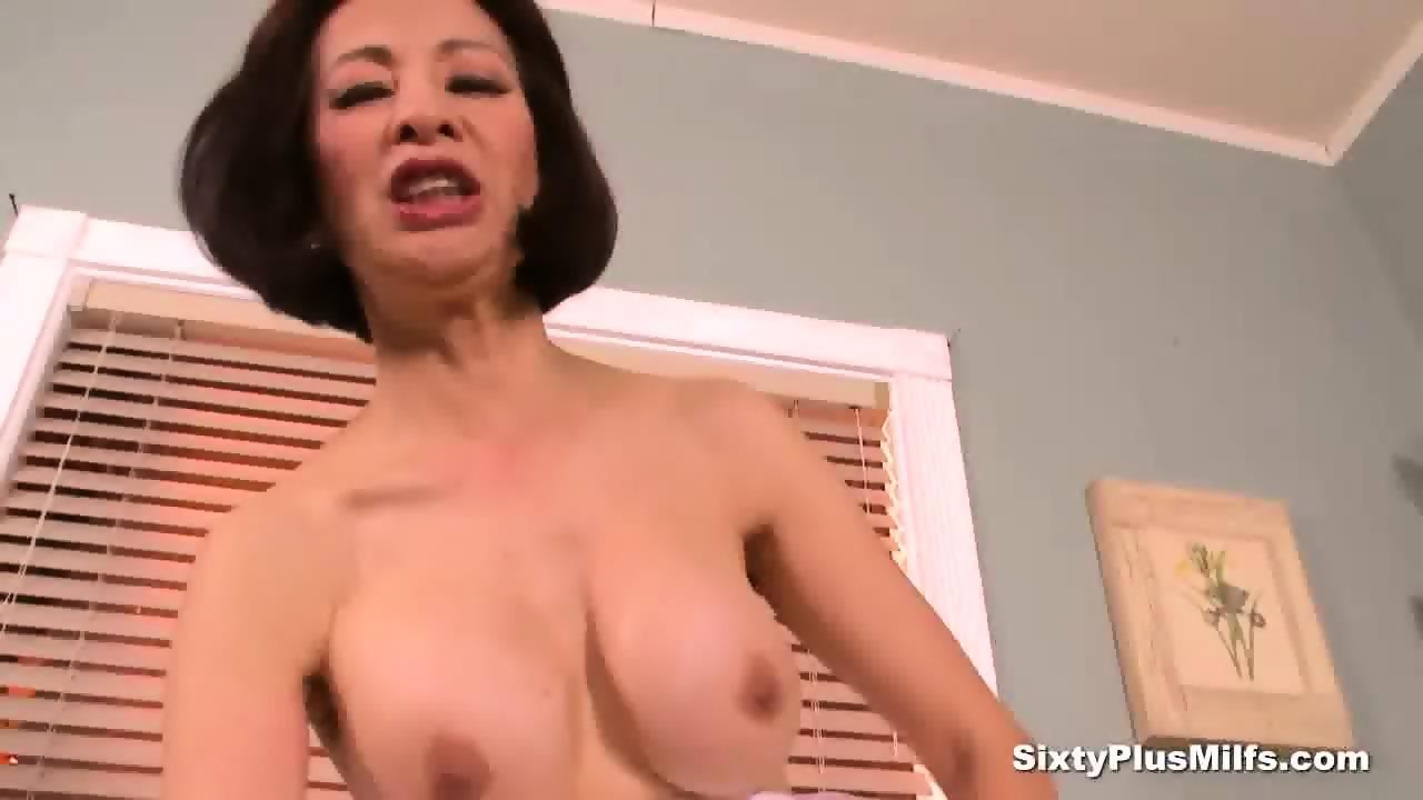 Asian milf nurse