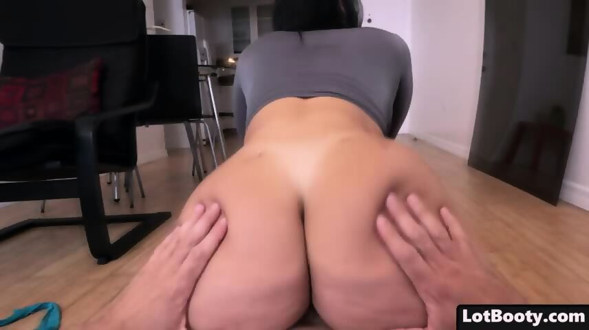 Fat Ass Brunette Valerie Kay Facesitting And Doggystyle Scene 6
