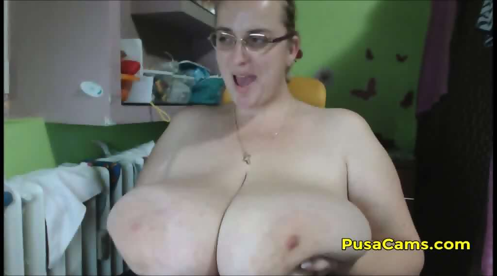 The Biggest Natural Boobs In The World
