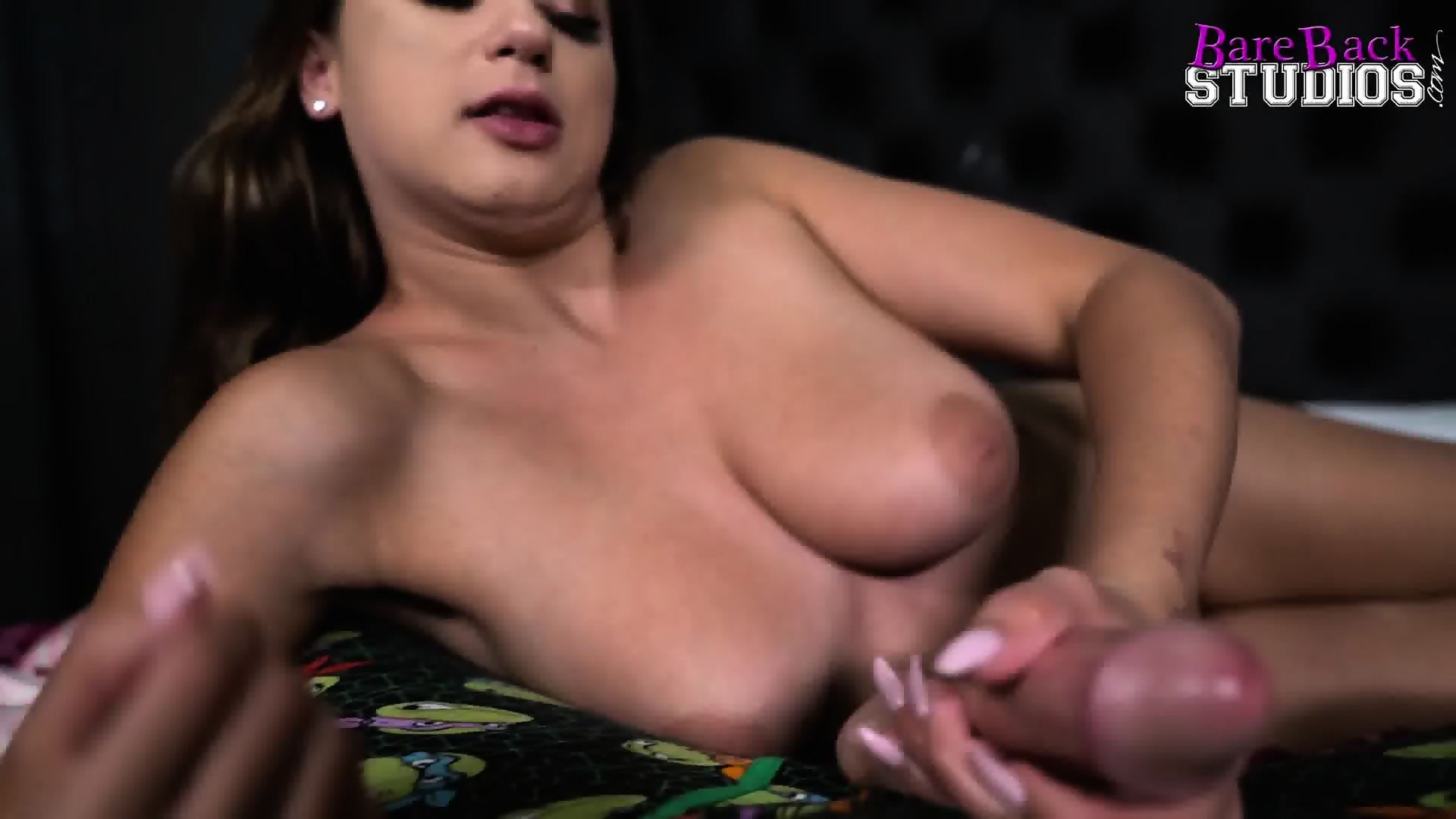 Sisters first blowjob