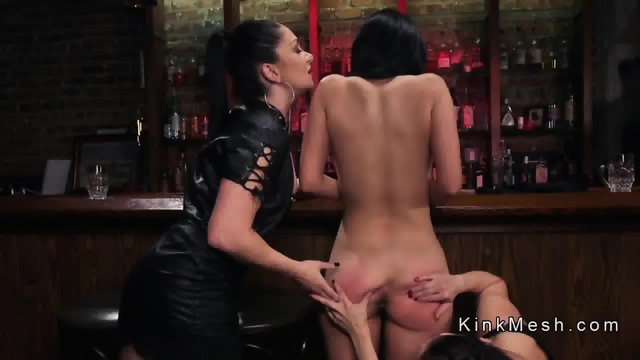 Lesbian Milf Seduce Asian